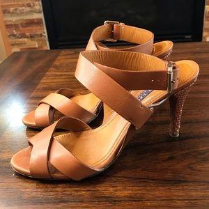 Ralph Lauren Collection Heeled Sandal